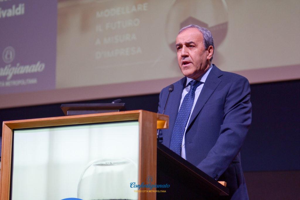 Confartigianato Torino, De Santis: «Lavoriamo per un grande futuro»