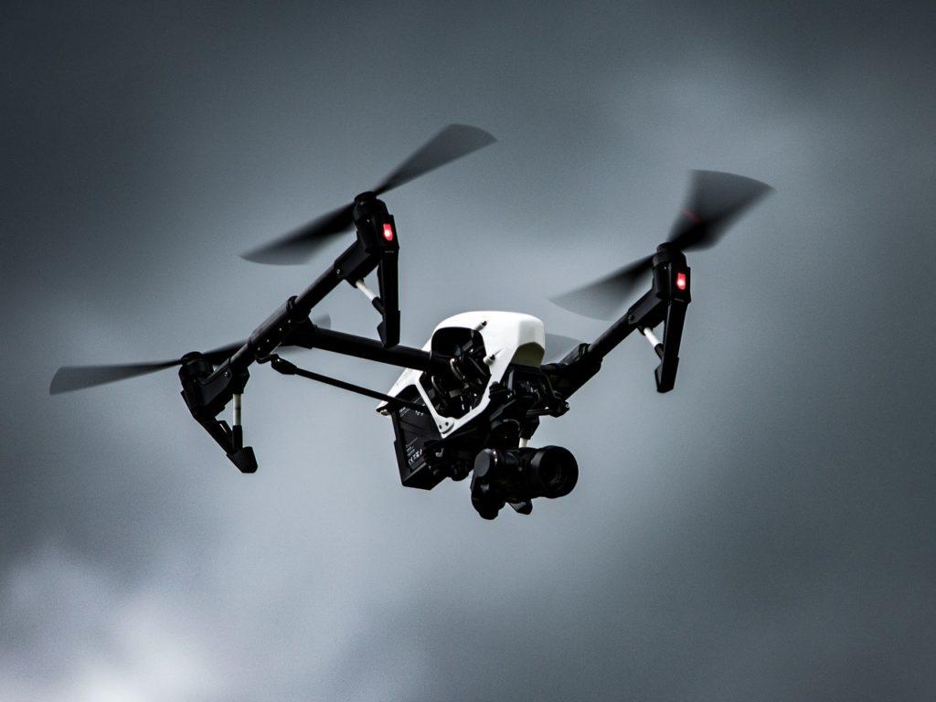 Torino città del Futuro: l'esperimento del 5G per i droni di San Giovanni