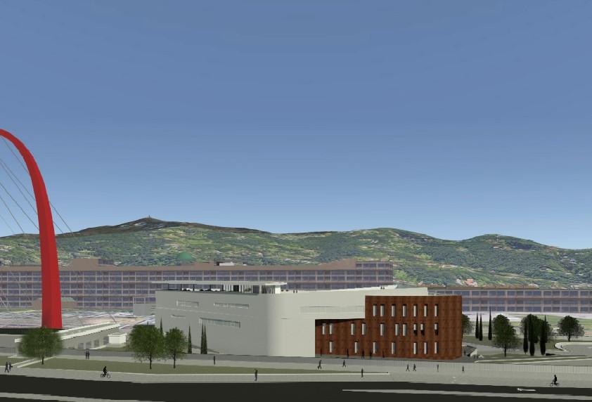 A Torino un edificio tecnologico per gestire la circolazione ferroviaria del Piemonte