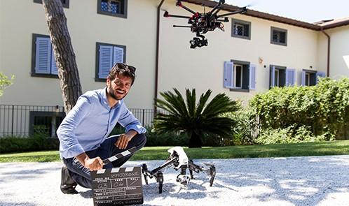 Immodrone, la promozione dell'immobiliare grazie ai droni [intervista al CEO Simone Russo]