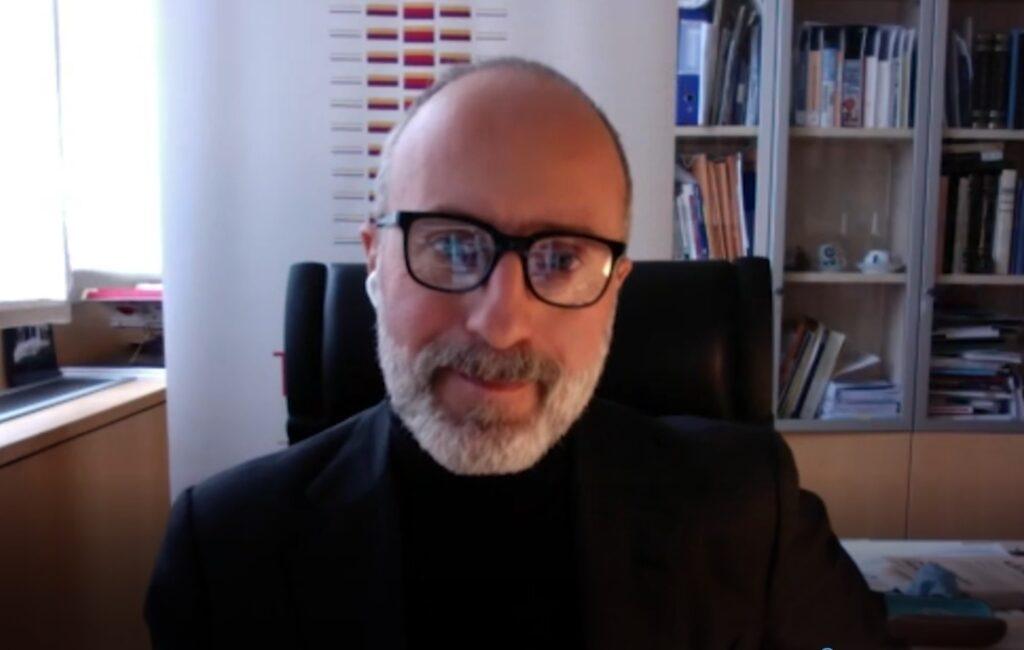 Intervista a Juan Carlos De Martin, vicerettore del Politecnico di Torino e co-curatore di Biennale Tecnologia