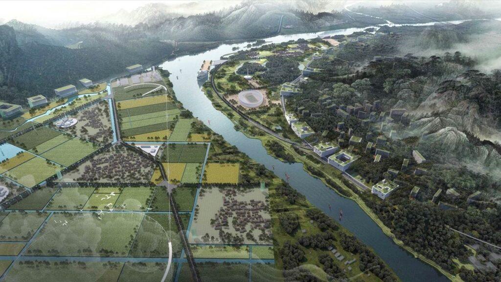 Urbanistica, il Politecnico di Torino progetterà la nuova città di Lishui in Cina